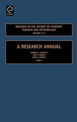 Research in the History of Economic Thought and Methodology Volume 25-A: A Research Annual - A Research Annual (ISBN: 9780762314225)