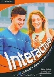 Interactive 3 Student's Book (ISBN: 9780521712194)