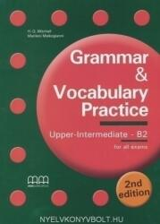 Grammar & Vocabulary Practice Upper-Intermediate - B2 Student's Book 2nd Edition (ISBN: 9789605091972)