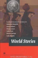 **OP Macmillan Literature Collection - World Stories - Advanced C2 - C Jones (ISBN: 9780230441194)
