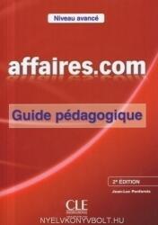 Affaires. Com - Jean-Luc Penfornis (ISBN: 9782090380439)