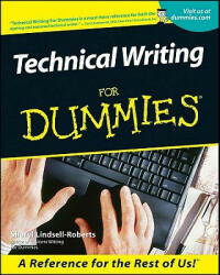 Technical Writing for Dummies. (ISBN: 9780764553080)