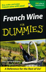 French Wine For Dummies (ISBN: 9780764553547)