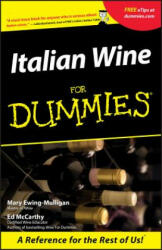 Italian Wine for Dummies. (ISBN: 9780764553554)