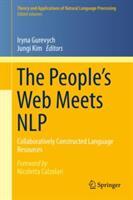 People's Web Meets NLP - Iryna Gurevych, Jungi Kim, Nicoletta Calzolari (2013)