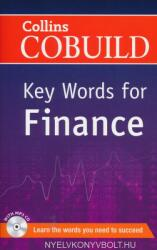 Collins Cobuild Key Words for Finance with mp3 CD (2013)