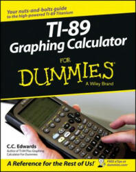 Ti-89 Graphing Calculator for Dummies (2008)