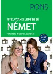 Pons Német Nyelvtan 3 Lépésben (2013)