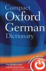 Compact Oxford German Dictionary (2013)