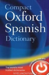 Compact Oxford Spanish Dictionary (2013)