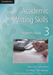Academic Writing Skills 3 Student's Book (2013)