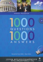 1000 kérdés 1000 válasz - angol felsőfok - új kiadás LX-0126 (2013)