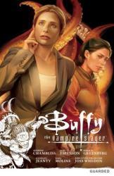 Buffy The Vampire Slayer: Season Nine Volume 3: Guarded - Andrew Chambliss (2013)