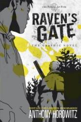 Raven's Gate - the Graphic Novel (2013)
