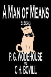 A Man of Means by P. G. Wodehouse, Fiction, Literary (2003)