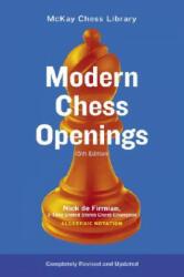 Modern Chess Openings - Nick de Firmian (2004)