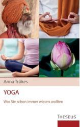 Anna Trokes - Yoga - Anna Trokes (2013)