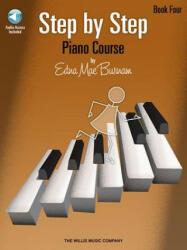 Edna Mae Burnam - Step by Step Piano Course - Book 4 (2008)