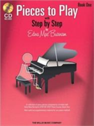 Edna Mae Burnam - Step by Step Pieces to Play - Book 1 (2008)