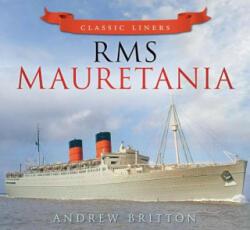 RMS Mauretania (2013)