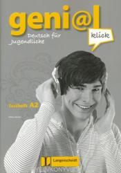 geni@l klick A2. Testheft mit Audio-CD (2013)