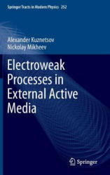 Electroweak Processes in External Active Media (2013)