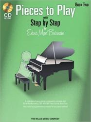 Edna Mae Burnam - Step by Step Pieces to Play - Book 2 (2008)