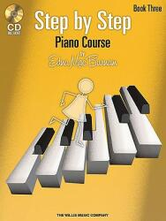 Edna Mae Burnam - Step By Step Piano Course - Book 3 (2008)