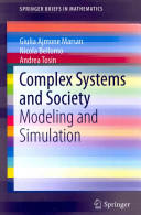 Complex Systems and Society - Modeling and Simulation (2013)