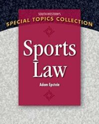 Sports Law, Paperback (2012)