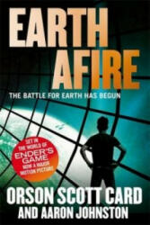Earth Afire - Orson Scott Card (2013)