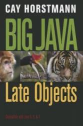Big Java Late Objects (2012)