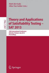 Theory and Applications of Satisfiability Testing -SAT 2013 - Proceedings (2013)