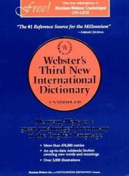 Webster's Third New International Dictionary, Unabridged (2001)