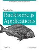 Developing Backbone. js Applications (2013)