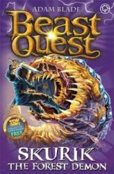 Beast Quest: Skurik the Forest Demon - Adam Blade (2013)