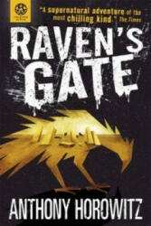 Power of Five: Raven's Gate - Anthony Horowitz (2013)