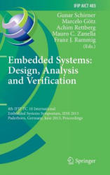 Embedded Systems: Design, Analysis and Verification (2013)