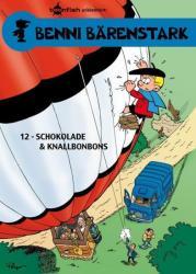 Benni Brenstark 12. Schokolade und Knallbonbons (2013)