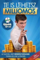 Te is lehetsz milliomos - ajándék CD-vel (2013)