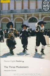 Level 2: The Three Musketeers Book and MP3 Pack (ISBN: 9781408285206)