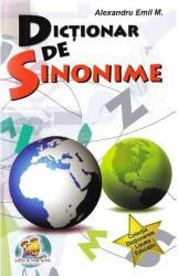 Dicționar de sinonime (2013)