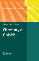 Chemistry of Opioids (2013)