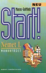 Start! német I. munkafüzet (ISBN: 9789631975550)
