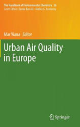 Urban Air Quality in Europe (2013)