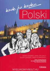 Polski, Krok po Kroku: Coursebook for Learning Polish as a Foreign Language - Iwona Stempek, Anna Stelmach, A. Szymkiewicz (2013)