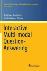 Interactive Multi-modal Question-Answering (2013)
