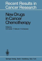 New Drugs in Cancer Chemotherapy - S. K. Carter, Y. Sakurai, H. Umezawa (1981)
