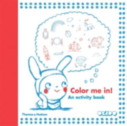 Colour Me In! - An Activity Book (2013)