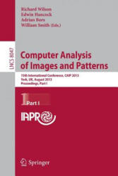 Computer Analysis of Images and Patterns - 15th International Conference, CAIP 2013, York, UK, August 27-29, 2013, Proceedings (ISBN: 9783642402609)